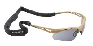 Swiss Eye Patrol Safety Shooting Glasses Impact Protection Maverick Black